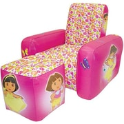 Rand International Nickelodeon Dora the Explorer Inflatable Kid's Club Chair