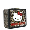 Hello Kitty Lunchbox; Leopard
