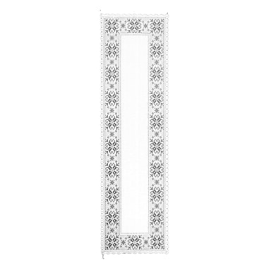 Heritage Lace Chalet Table Runner; 51'' W x 14'' L