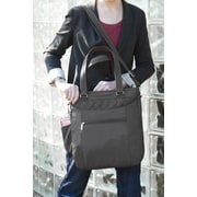 Travelon Anti-Theft Signature Tote Bag; Truffle