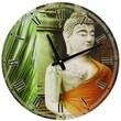 Oriental Furniture 15.75'' Buddha Wall Clock
