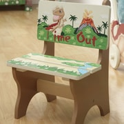 Fantasy Fields Dinosaur Kingdom Kids Desk Chair