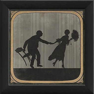 The Artwork Factory Hurry We're Alone Framed Graphic Art