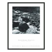 Frames By Mail 'Mountain Stream' by Ansel Adams Framed Photographic Print