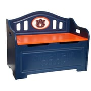 Fan Creations NCAA Storage Bench; Auburn University