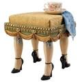 Design Toscano Folies Bergere Boudoir Stool