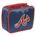 Concept One MLB Lunch Box; Atlanta Braves