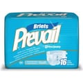First Quality Prevail Youth Brief in White