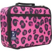 Wildkin Olive Kids Paisley Lunch Box; Pink Leopard