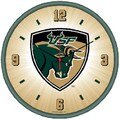 Wincraft Collegiate 12.75'' NCAA Wall Clock; South Florida