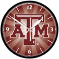 Wincraft Texas 12.75'' A and M University Wall Clock