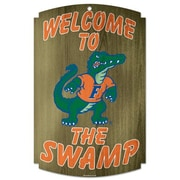 Wincraft Collegiate NCAA University of Missouri Graphic Art Plaque; Florida Gators