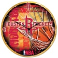 Wincraft NBA 18'' High Def Wall Clock; Houston Rockets