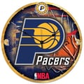Wincraft NBA 18'' High Def Wall Clock; Indiana Pacers