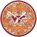Wincraft NCAA 12.75'' Wall Clock; Virginia Tech