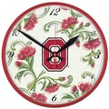 Wincraft NCAA 12.75'' Wall Clock; Ohio State University