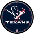 Wincraft NFL 12.75'' Wall Clock; Houston Texans