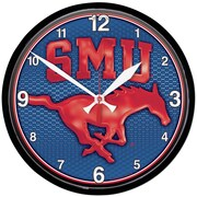 Wincraft 12.75'' Southern Methodist University Wall Clock