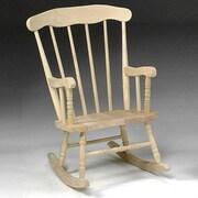 International Concepts Children's Boston Rocking Chair