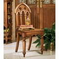 Design Toscano The Abbey Gothic Revival Side Chair; Single
