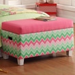 Kinfine Deluxe Upholstered Storage Bedroom Bench