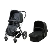 Dream On Me Multi-Terrain Stroller & Bassinet