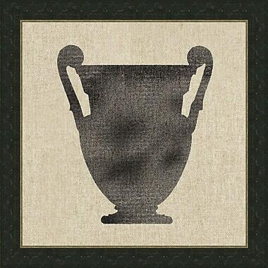 Melissa Van Hise Vase Vlll Framed Graphic Art