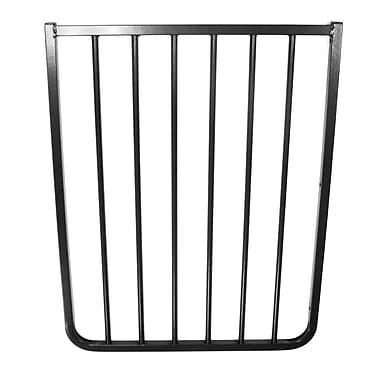 Cardinal Gates 21.75'' Gate Extension; Black