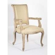 Zentique Inc. Dijon Fabric Arm Chair