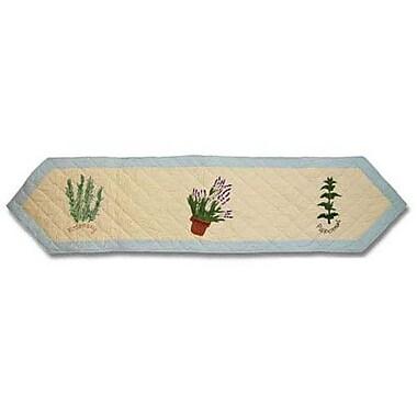 Patch Magic Herb Garden Table Runner