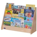 Steffy Four-Shelf 24'' Book Display