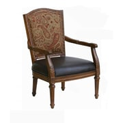 Comfort Pointe Kent Chenille Arm Chair