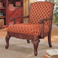 Wildon Home   Valley Junction Fabric Arm Chairs