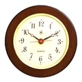 Bey-Berk 5.35'' Wall Clock