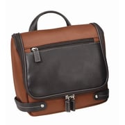 Bellino The Angeleno Toiletry Bag; Rust