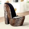 Hokku Designs Stiletto Heel Side Chair; Small
