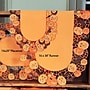 Xia Home Fashions Happy Jack-O-Lanterns Table Runner