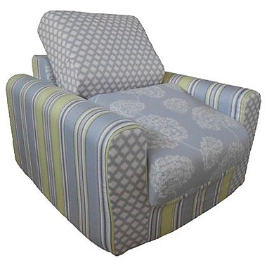 Fun Furnishings Combination Kid's Chair Sleeper; Lilac