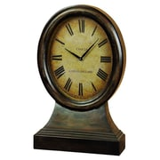 UMA Enterprises Urban Trends Table Clock