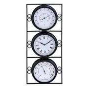 Woodland Imports Contemporary Wall Clock