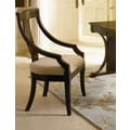 Wildon Home   Caddoa Home Desk Fabric Arm Chair