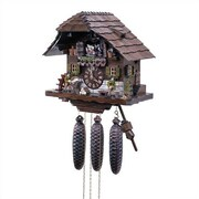 Schneider Chalet 8 Day Movement Cuckoo Wall Clock