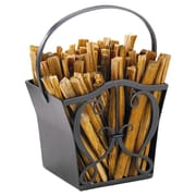 Minuteman Cypher Wrought Iron Fatwood Caddy
