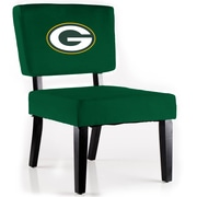 Imperial NFL Side Chair; Green Bay Packers