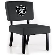 Imperial NFL Side Chair; Oakland Raiders