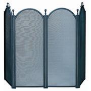 Uniflame 4 Panel Woven Mesh Fireplace Screen