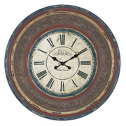 Woodland Imports Oversized 34'' Wall Clock