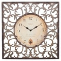 Cape Craftsmen Florish Wall Clock