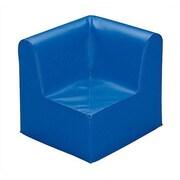 Wesco NA Prelude Series Kid's  Club Chair; Green