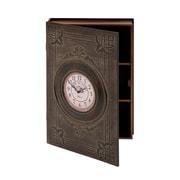 Woodland Imports Simple Wall Box Clock
